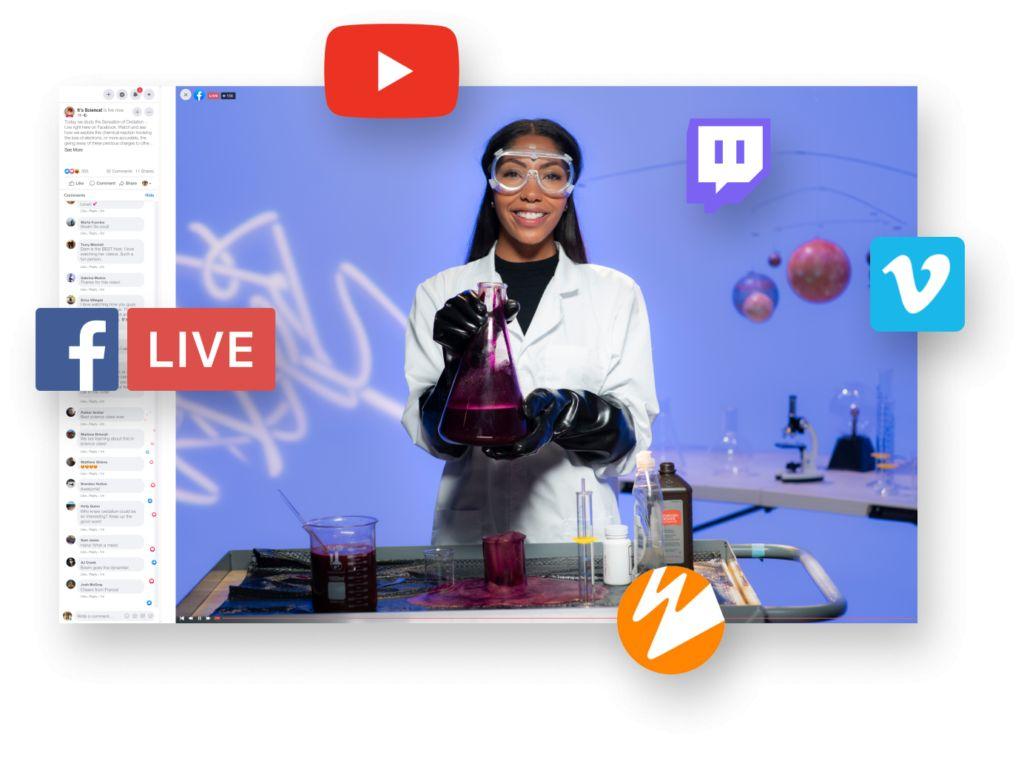 stream vidiu x