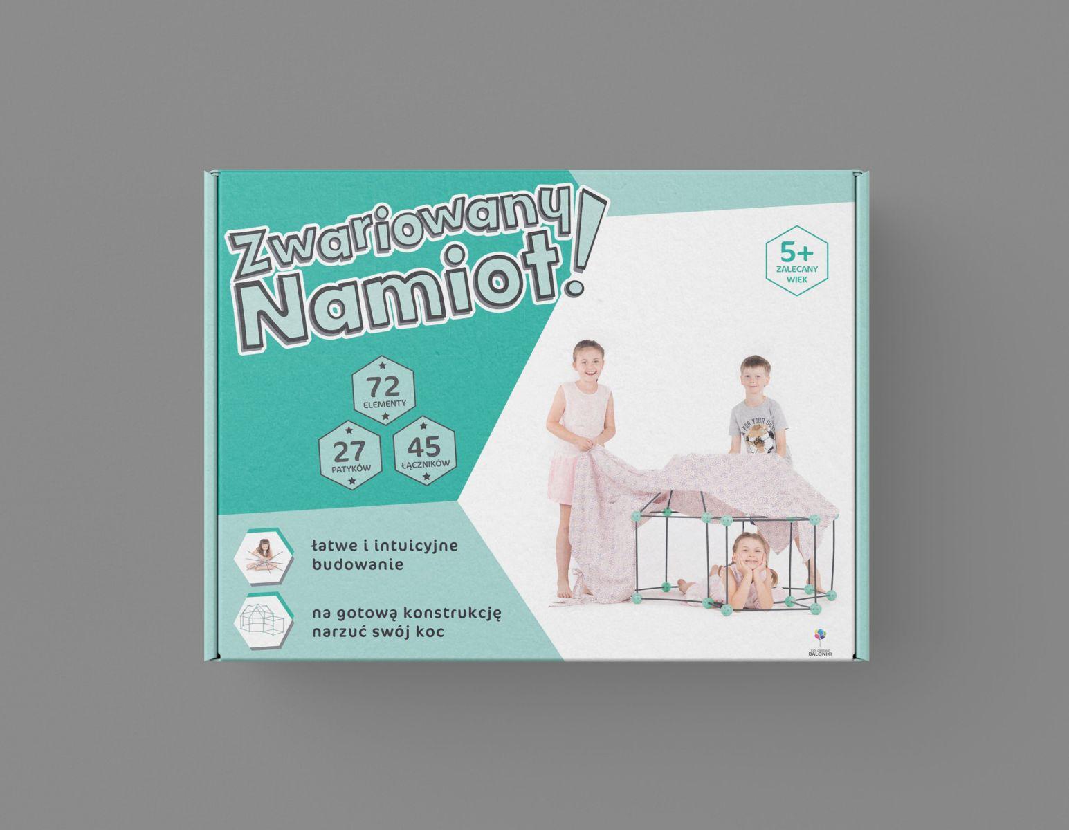 Zwariowany Namiot (KB01002) Swiat Zabawek